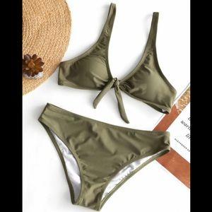 ZAFUL 2 piece bikini set